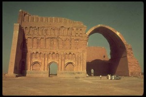 01 - Example of Sasanian Architecture